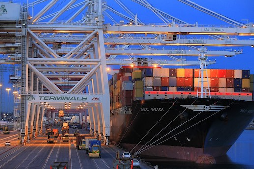 Ports of LA/LB report double-digit increases in volume for June